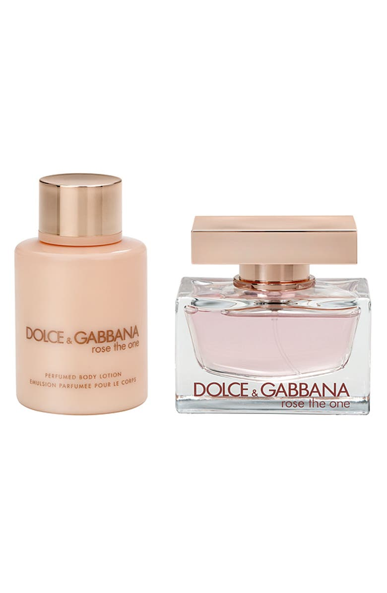 ZZDNU DOLCE &GABBANA THE ONE W FRAG Dolce&Gabbana Beauty 'Rose the One' Gift Set, Main, color, 000