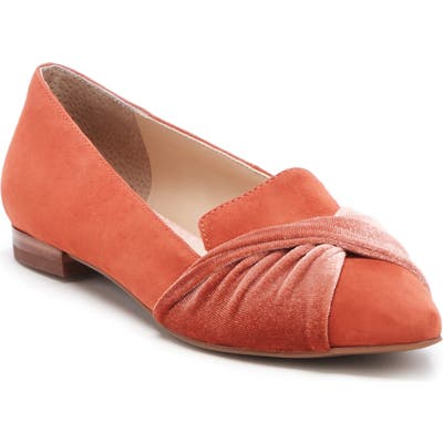 Sole Society Lydiah Flat, Orange