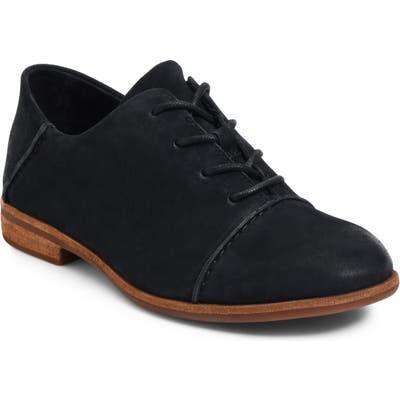 Kork-Ease Tillery Oxford, Black