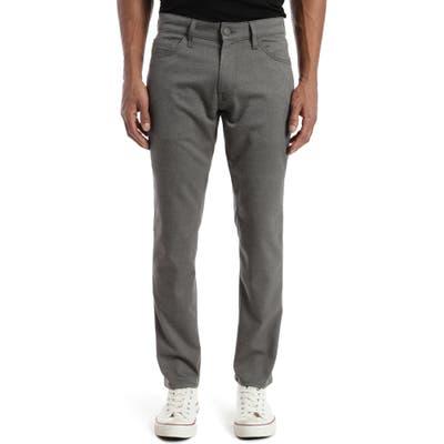 Mavi Jeans Marcus Slim Straight Leg Pants, Black