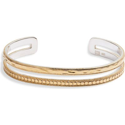 Anna Beck Mixed Double Band Cuff