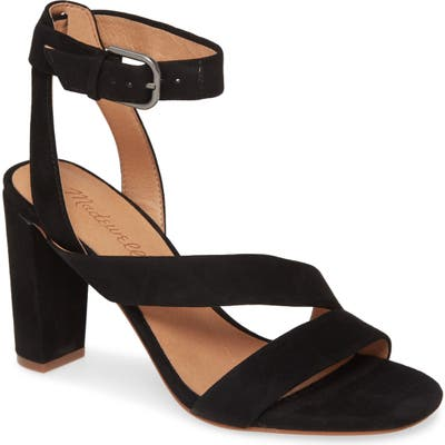 Madewell The Liv Sandal- Black