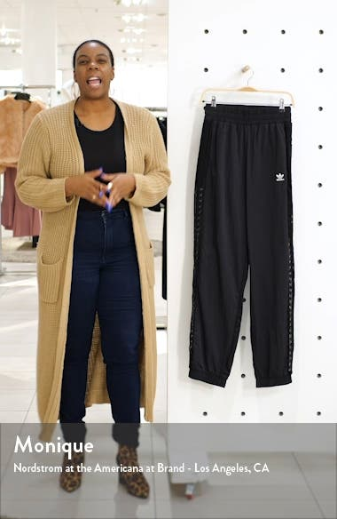 Lace Stripe Nylon Pants, sales video thumbnail