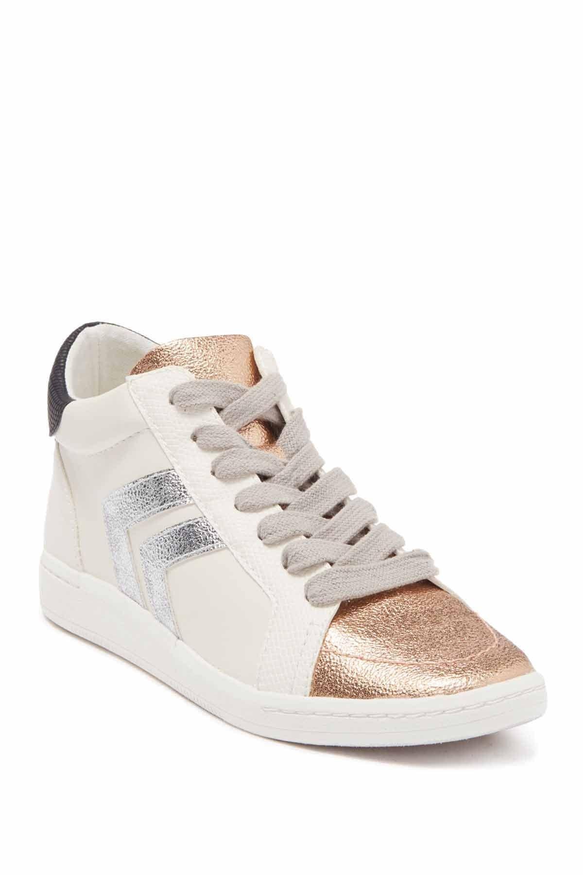 Image of Dolce Vita Nann Mid Top Sneaker