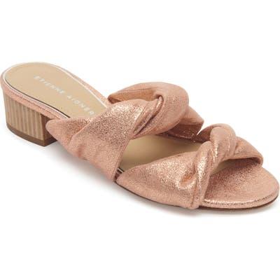 Etienne Aigner Bria Slide Sandal, Pink