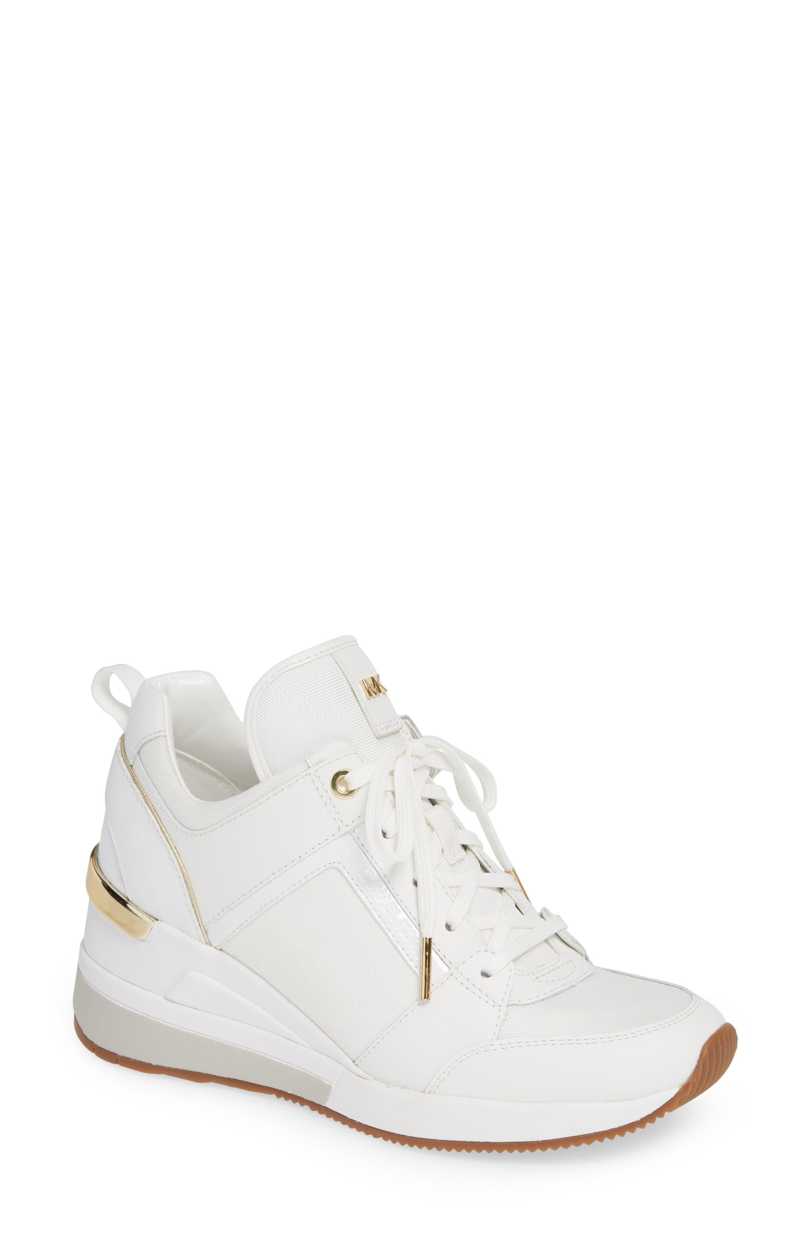 ,                             Georgie Wedge Sneaker,                             Main thumbnail 7, color,                             100