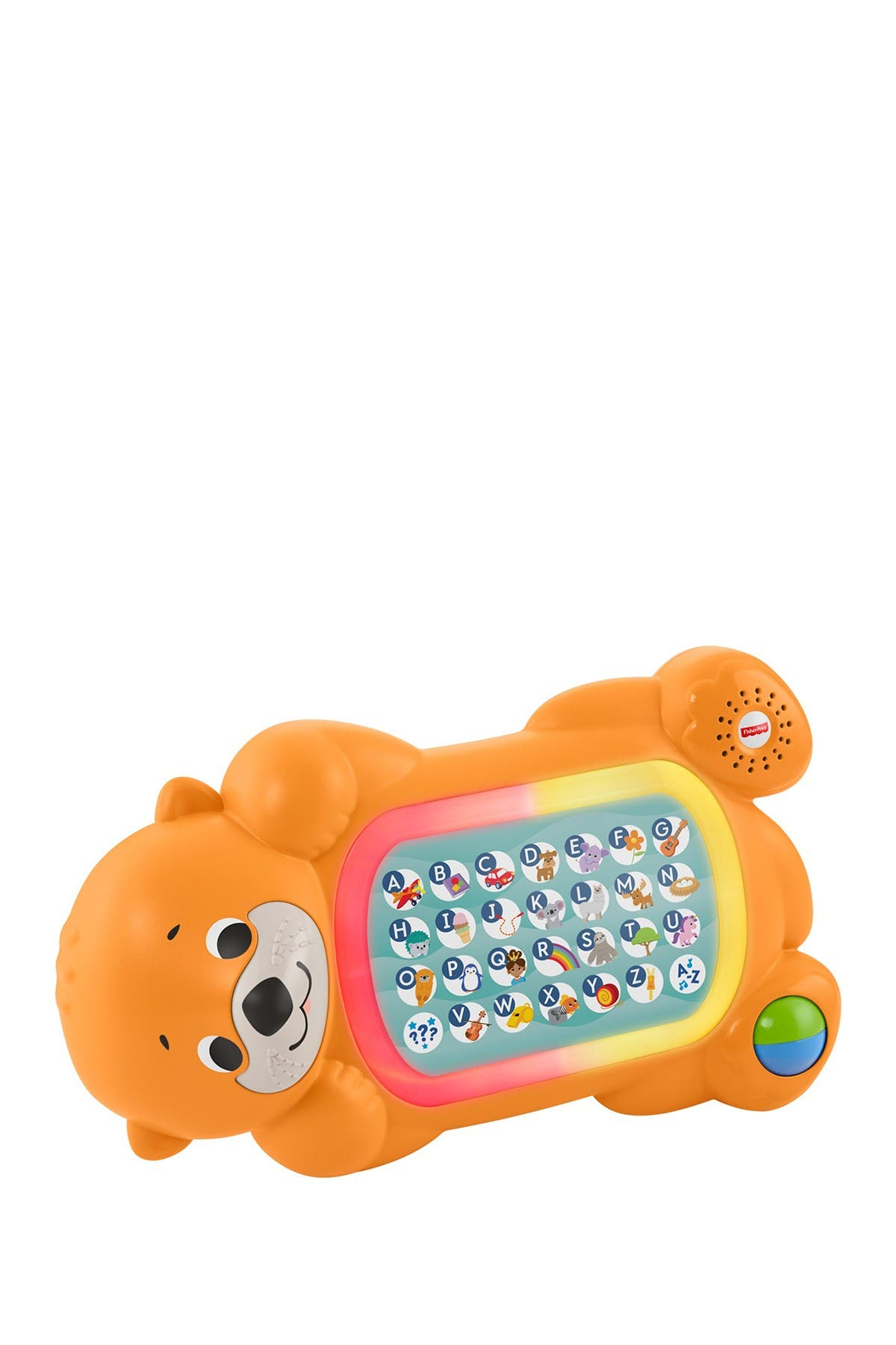 Image of Fisher-Price ® Linkimals™ A to Z Otter