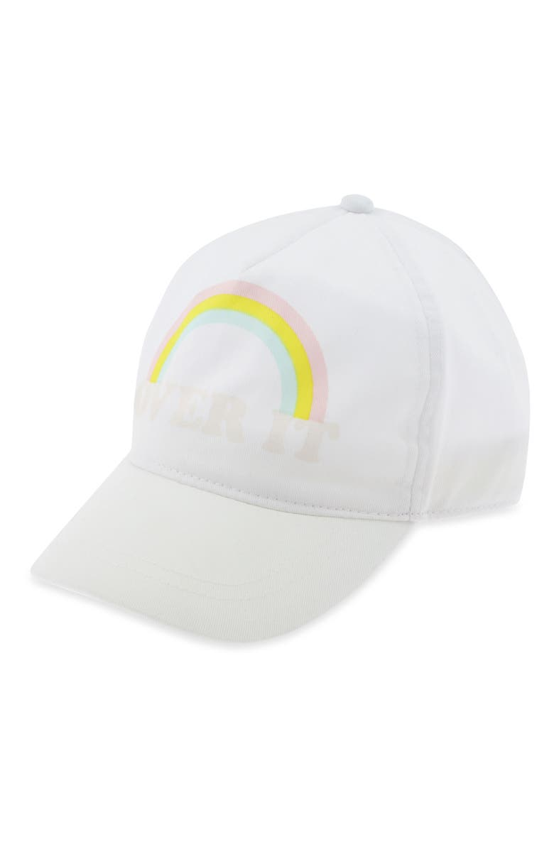 CAPELLI NEW YORK Over It Sun Activated Baseball Cap, Main, color, 131