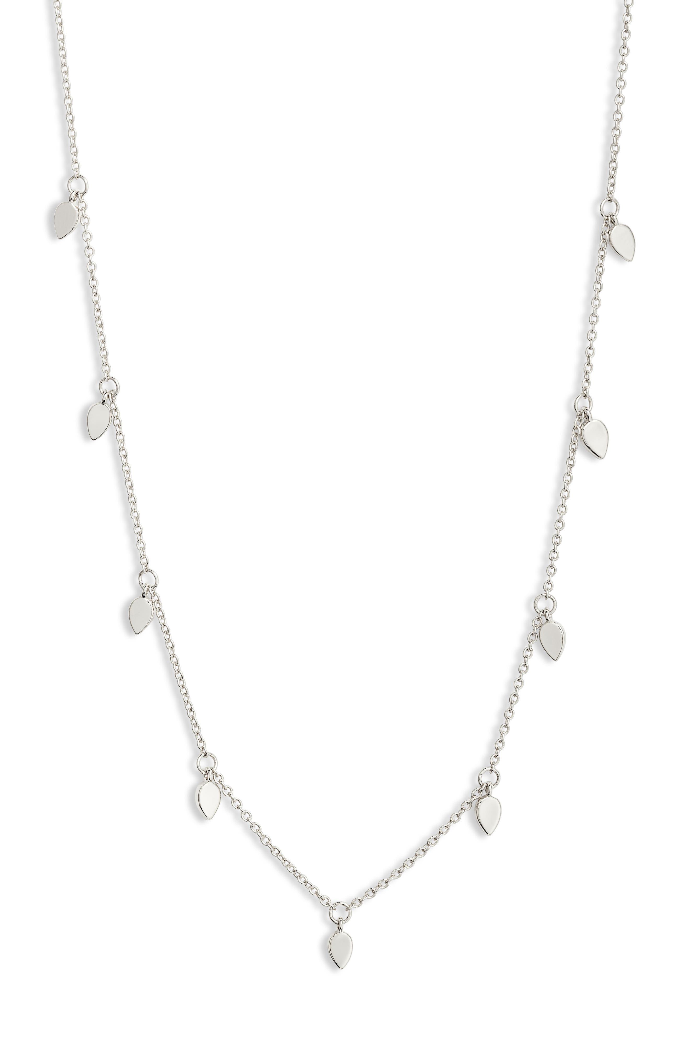Grief Teardrop Necklace