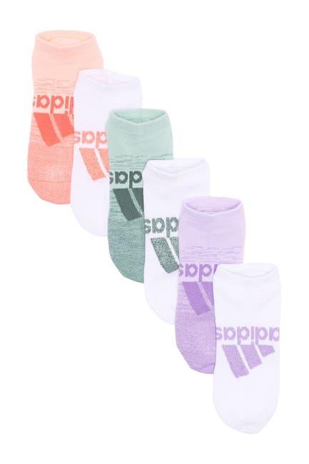 Image of adidas Superlite Badge of Sport Ankle Socks - Pack of 6