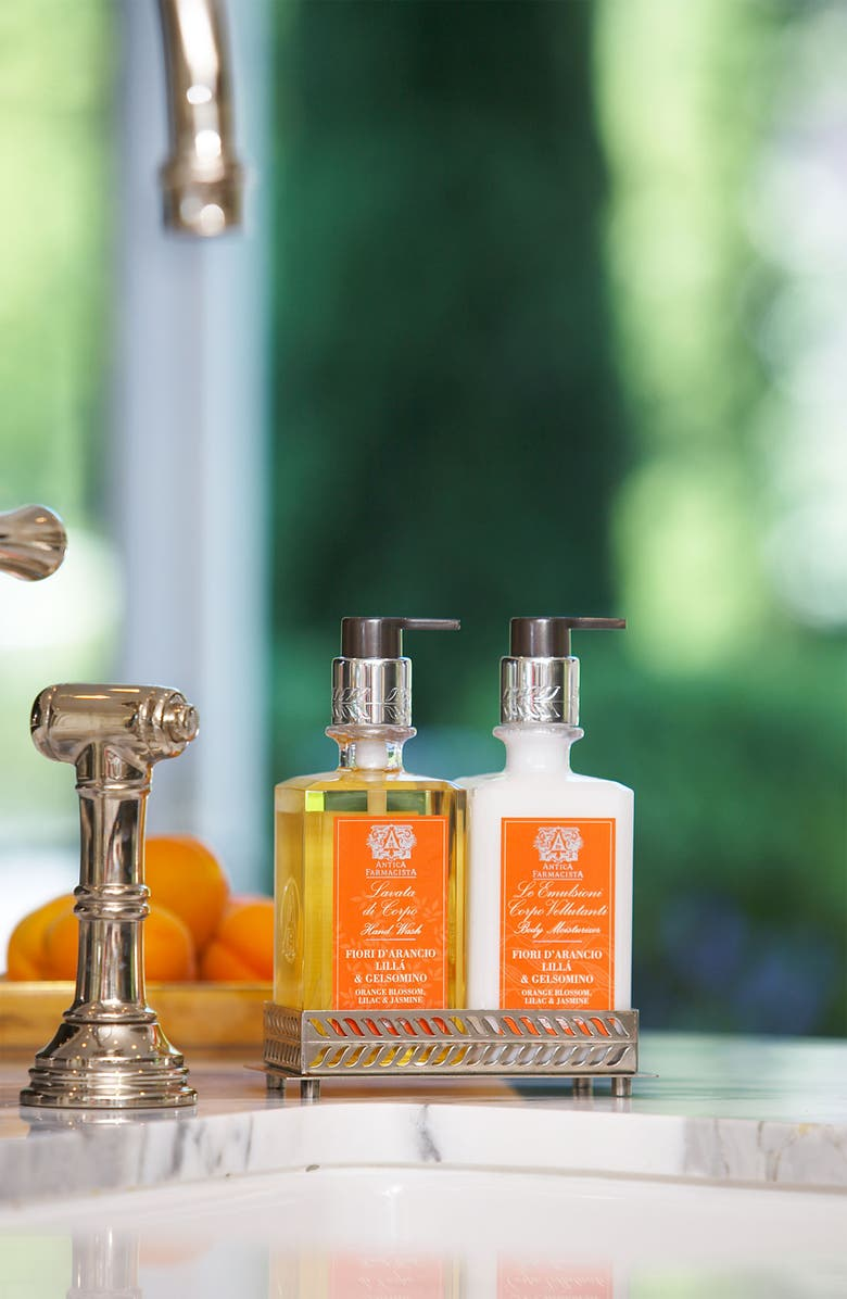 ANTICA FARMACISTA 'Orange Blossom, Lilac & Jasmine' Body Moisturizer, Main, color, NO COLOR