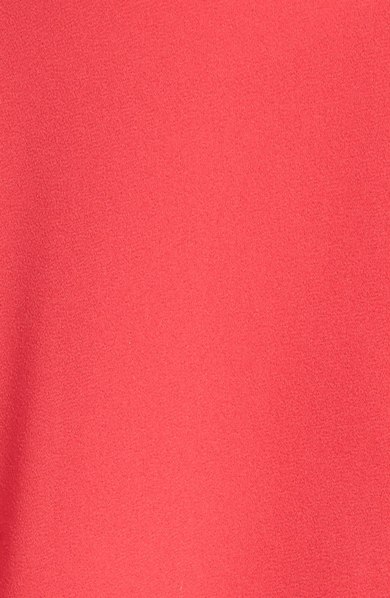 ,                             Perfect Roll Tab Sleeve Tunic,                             Alternate thumbnail 371, color,                             660