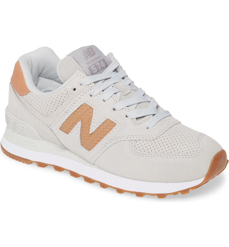 574 Mono Sneaker by New Balance
