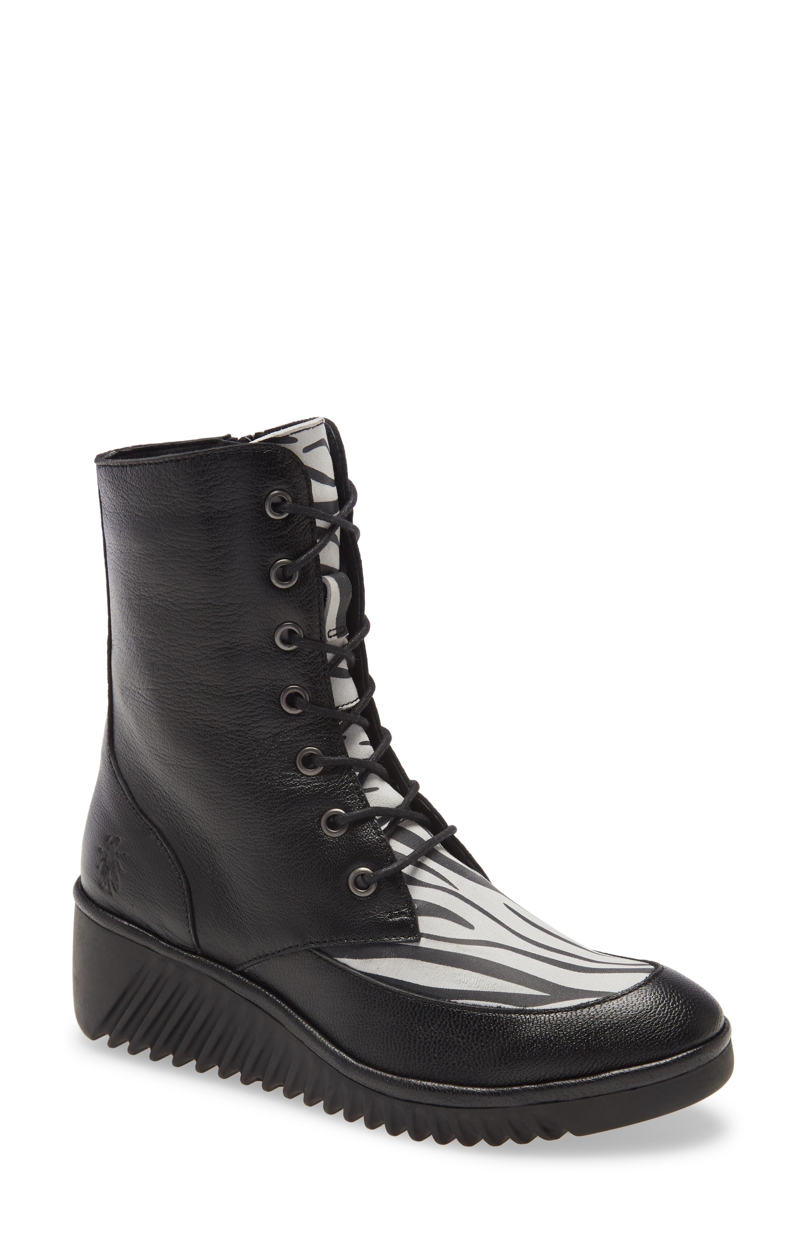 Lira Combat Boot