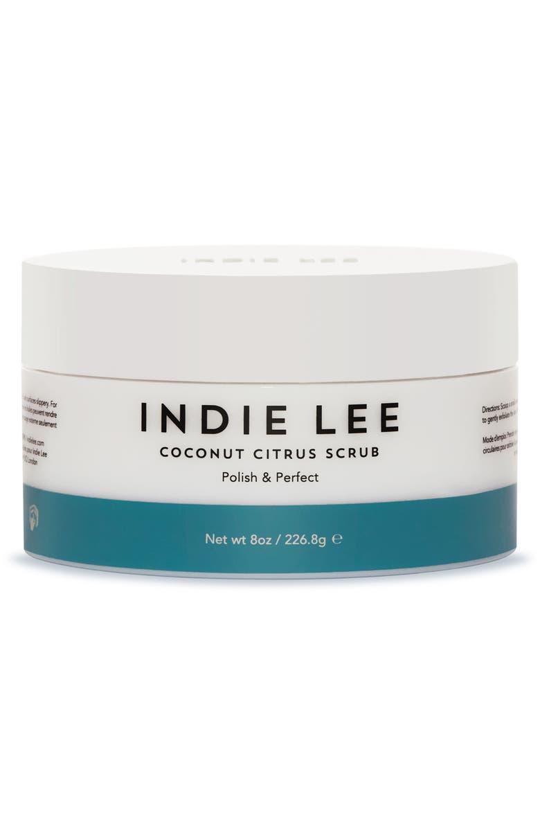 INDIE LEE Coconut Citrus Body Scrub, Main, color, NO COLOR