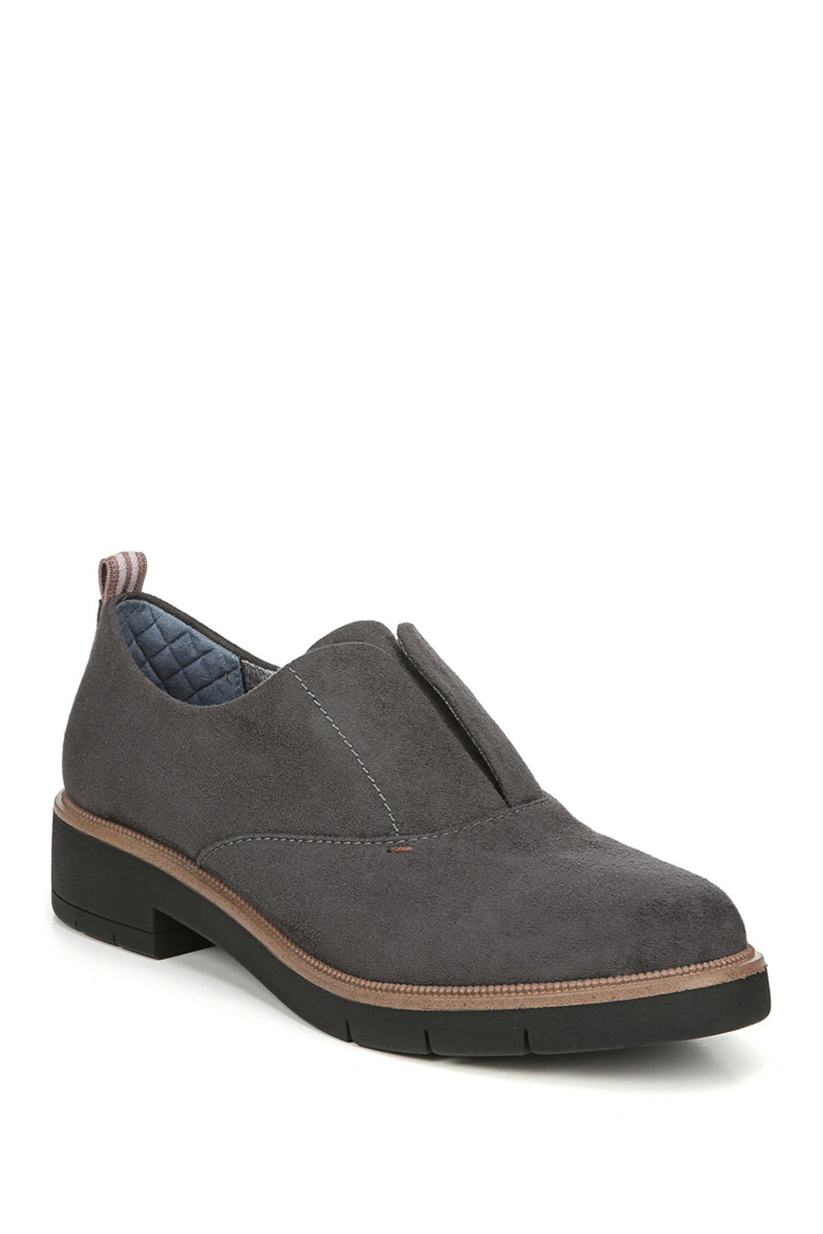 Image of Dr. Scholl's Glisten Notched Slip-On Loafer