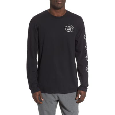 Nike Dry Long Sleeve Running T-Shirt