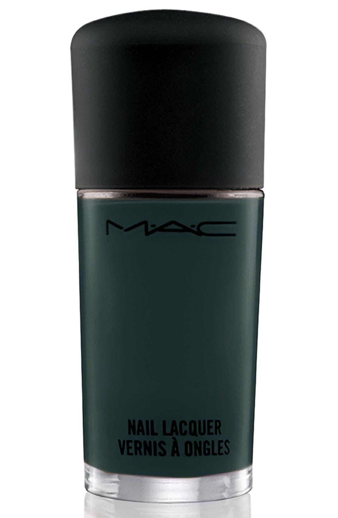 ,                             M·A·C Nail Lacquer,                             Main thumbnail 137, color,                             406