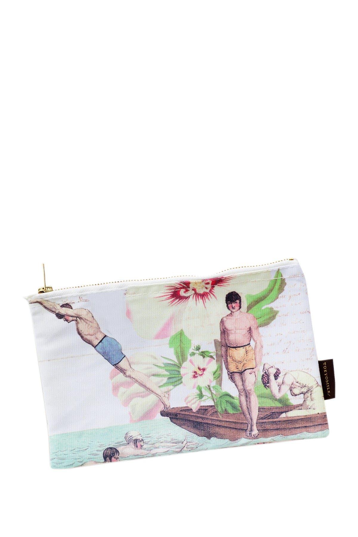 Image of Lollia Hawaiian Divers Cosmetic Bag