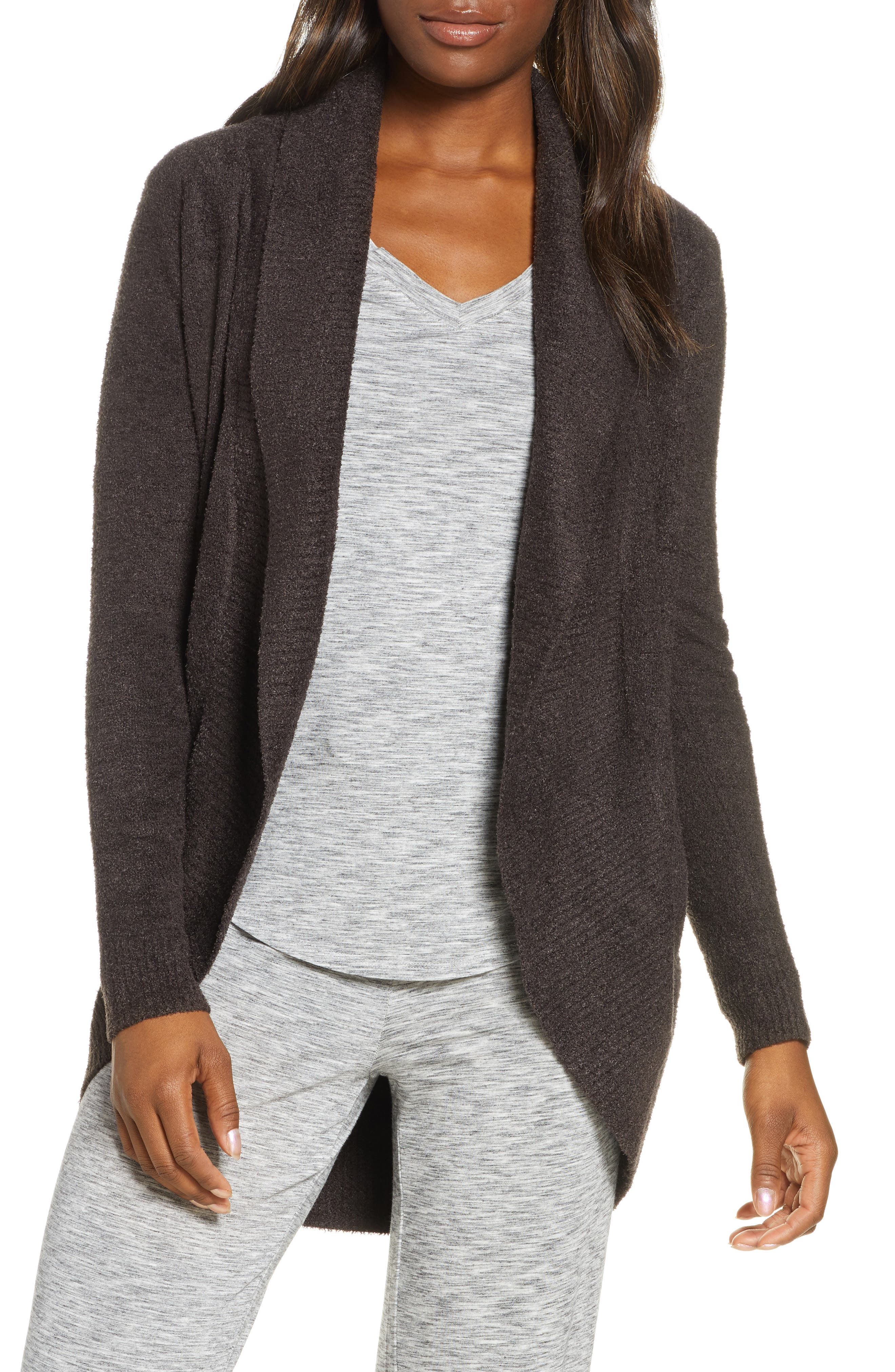 Barefoot Dreams® CozyChic™ Lite Circle Cardigan