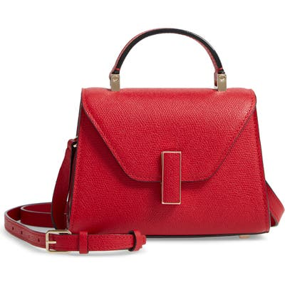 Valextra Iside Micro Top Handle Bag -