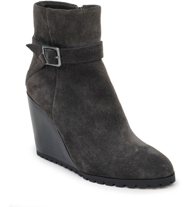 SPLENDID Pascal Wedge Bootie, Main, color, STONE SUEDE