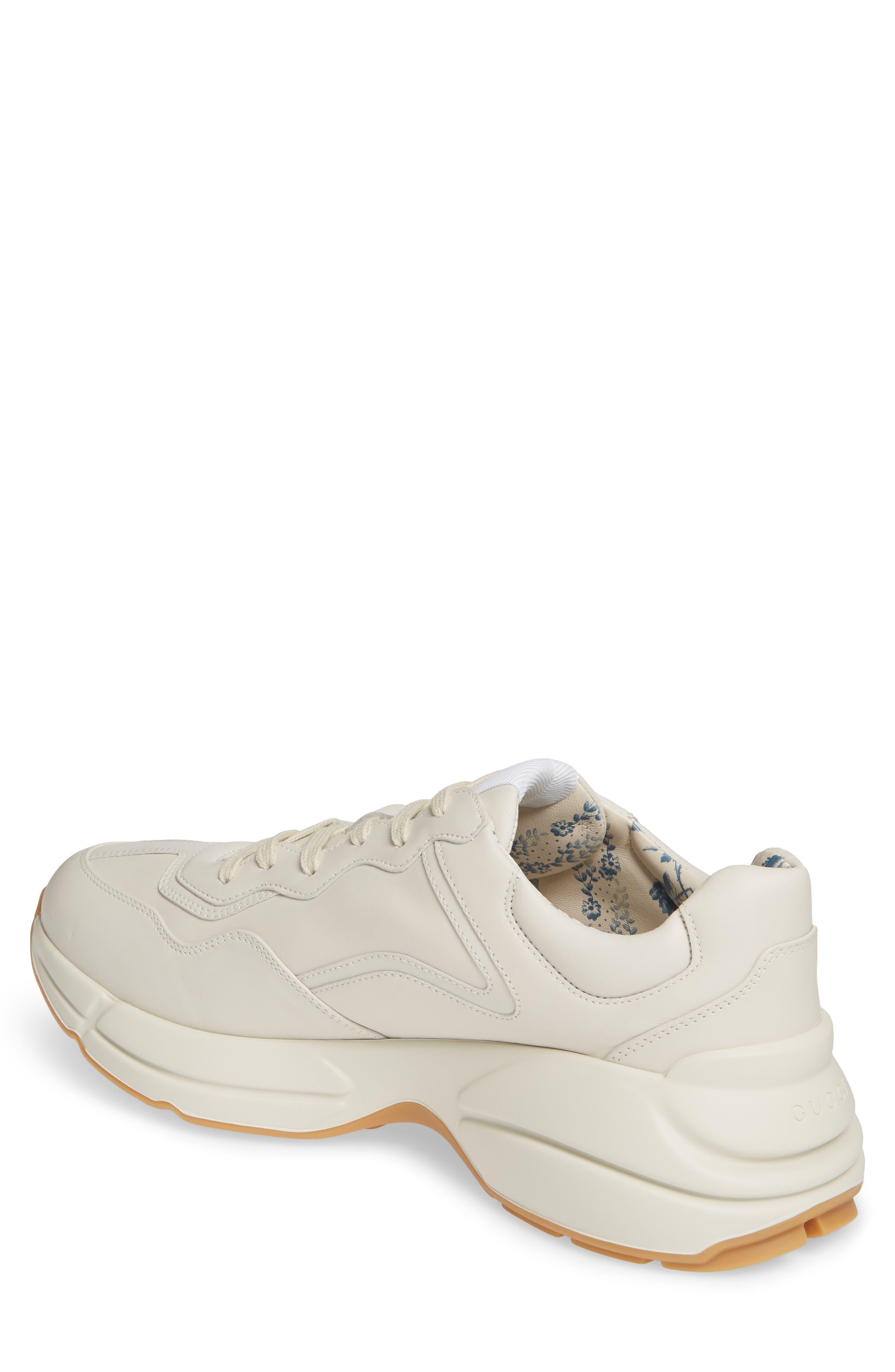 ,                             Rhyton Sneaker,                             Alternate thumbnail 2, color,                             MYSTIC WHITE/ WHITE