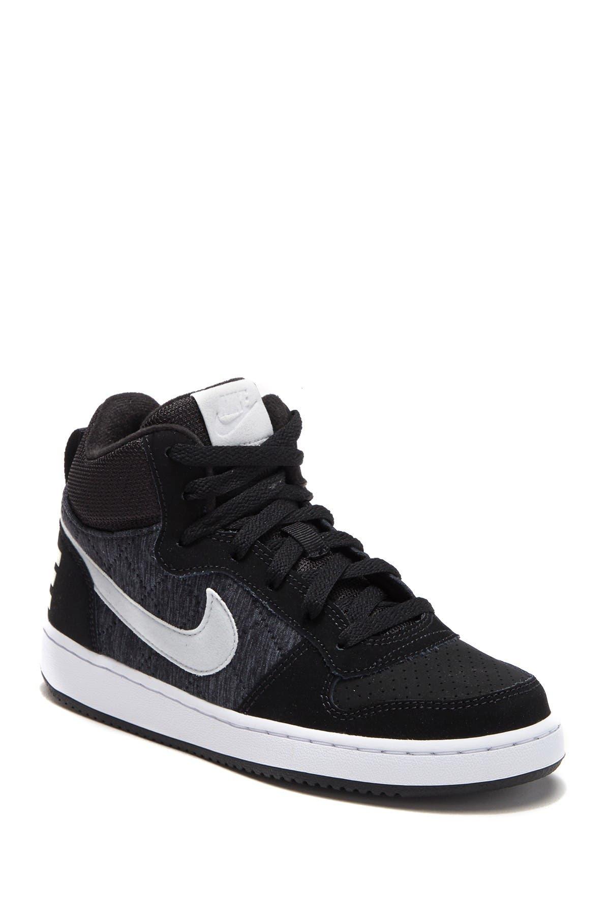 Nike   Court Borough High-Top Sneaker