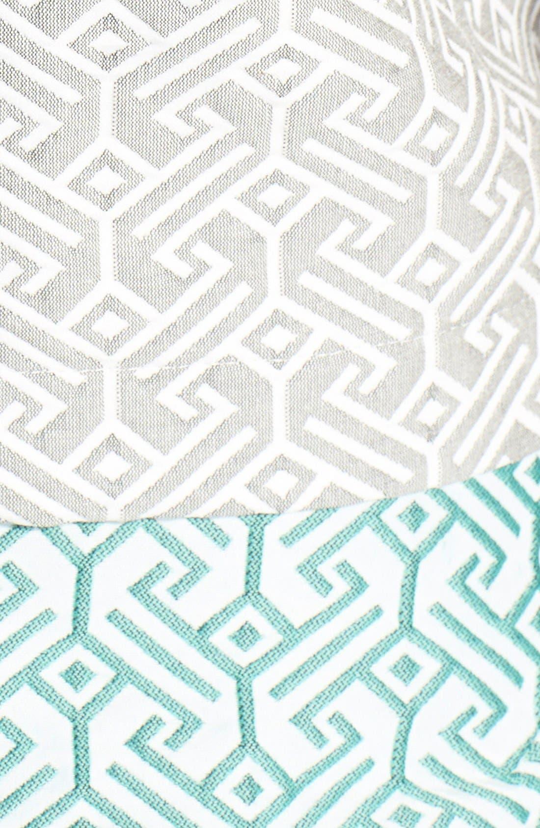 ,                             Colorblock Jacquard Shell,                             Alternate thumbnail 3, color,                             020