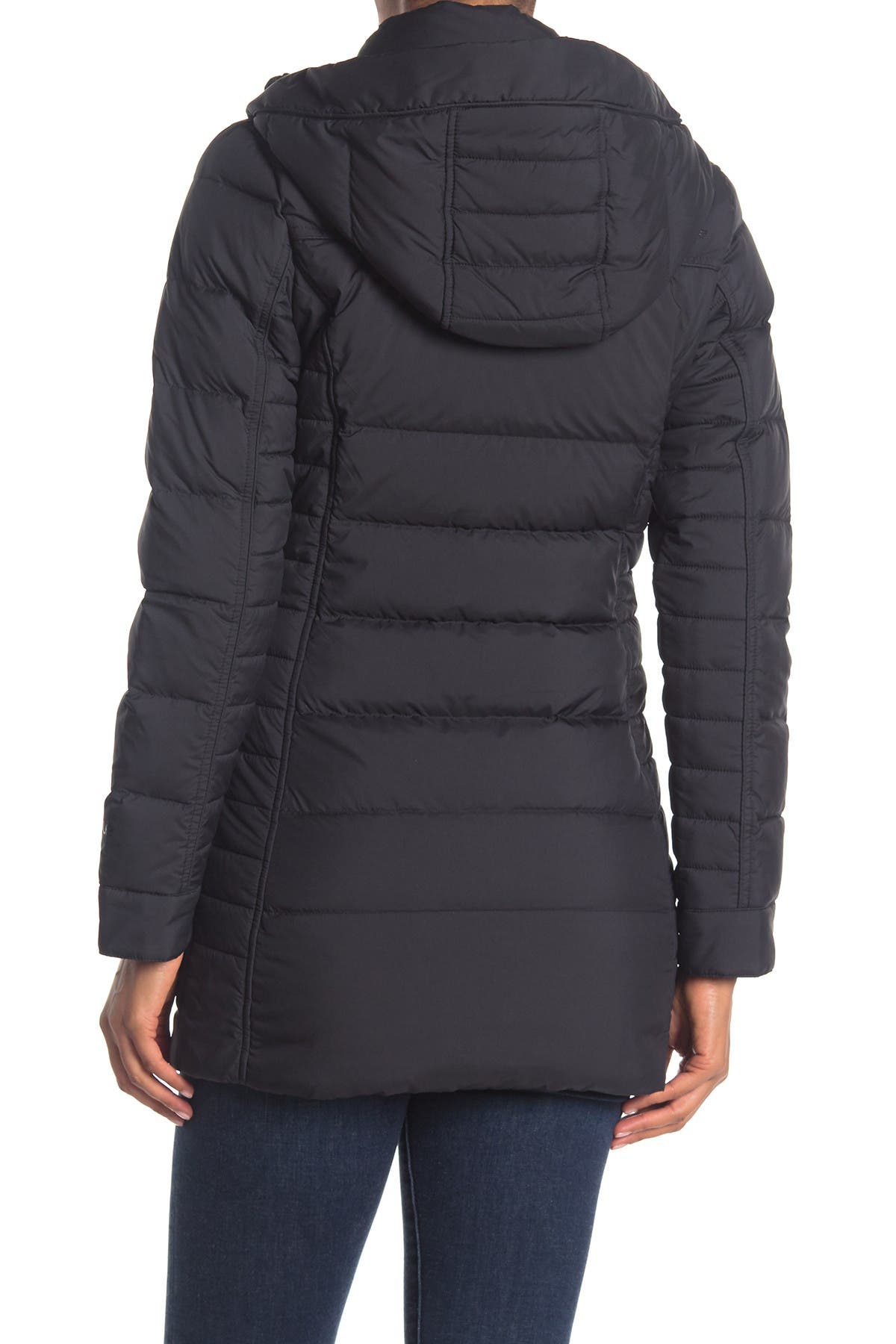 Image of Lole Gisele Hooded Down Puffer Jacket