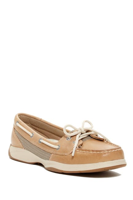 Image of Sperry Laguna Linen Boat Shoe