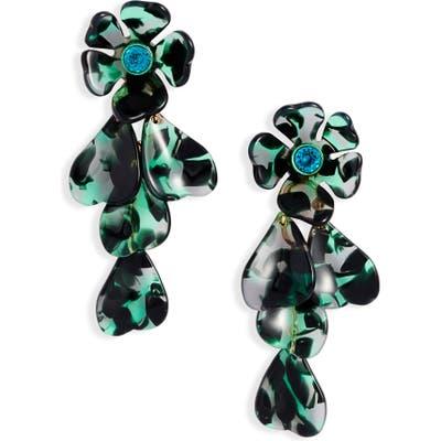 Kate Spade New York Petal Pushers Linear Earrings