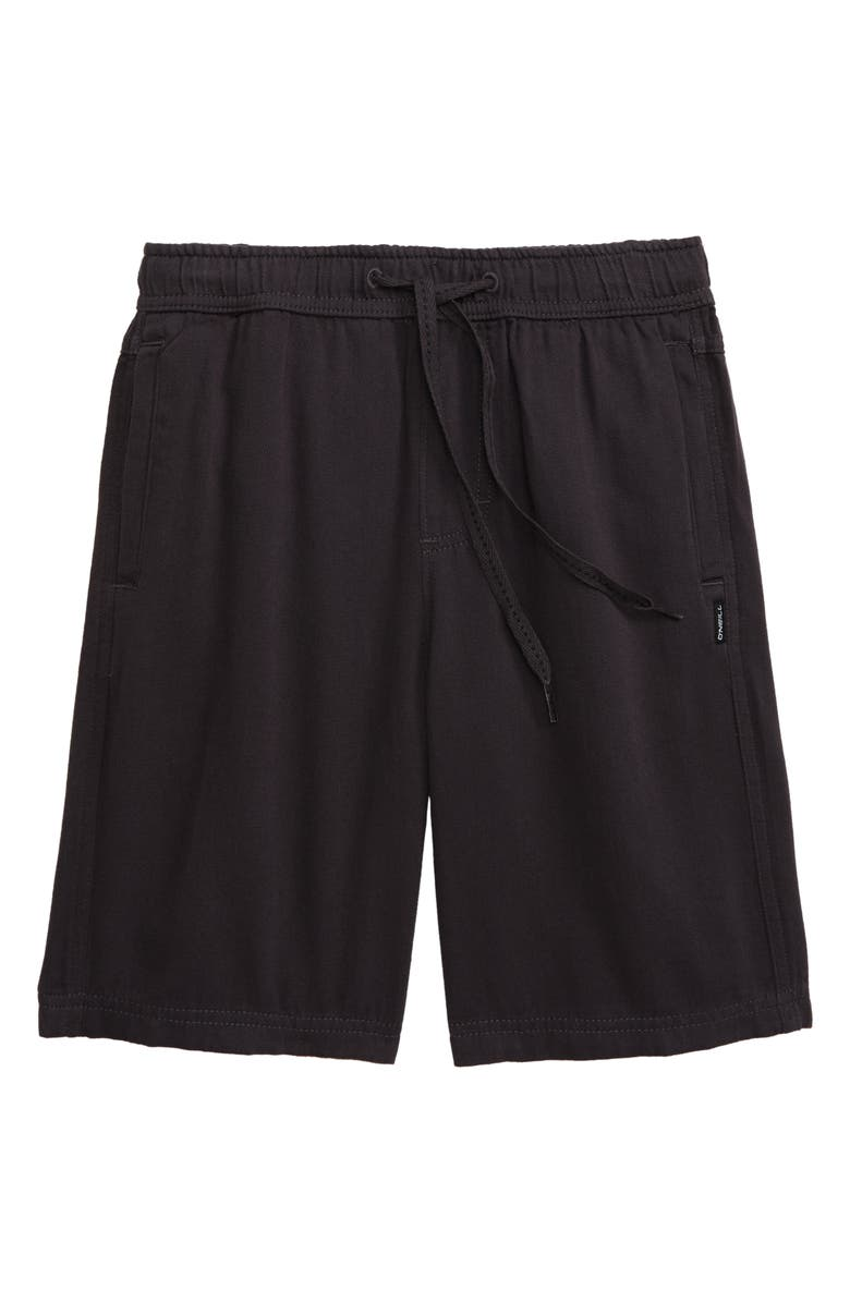 O'NEILL Willow Cotton Twill Shorts, Main, color, 020