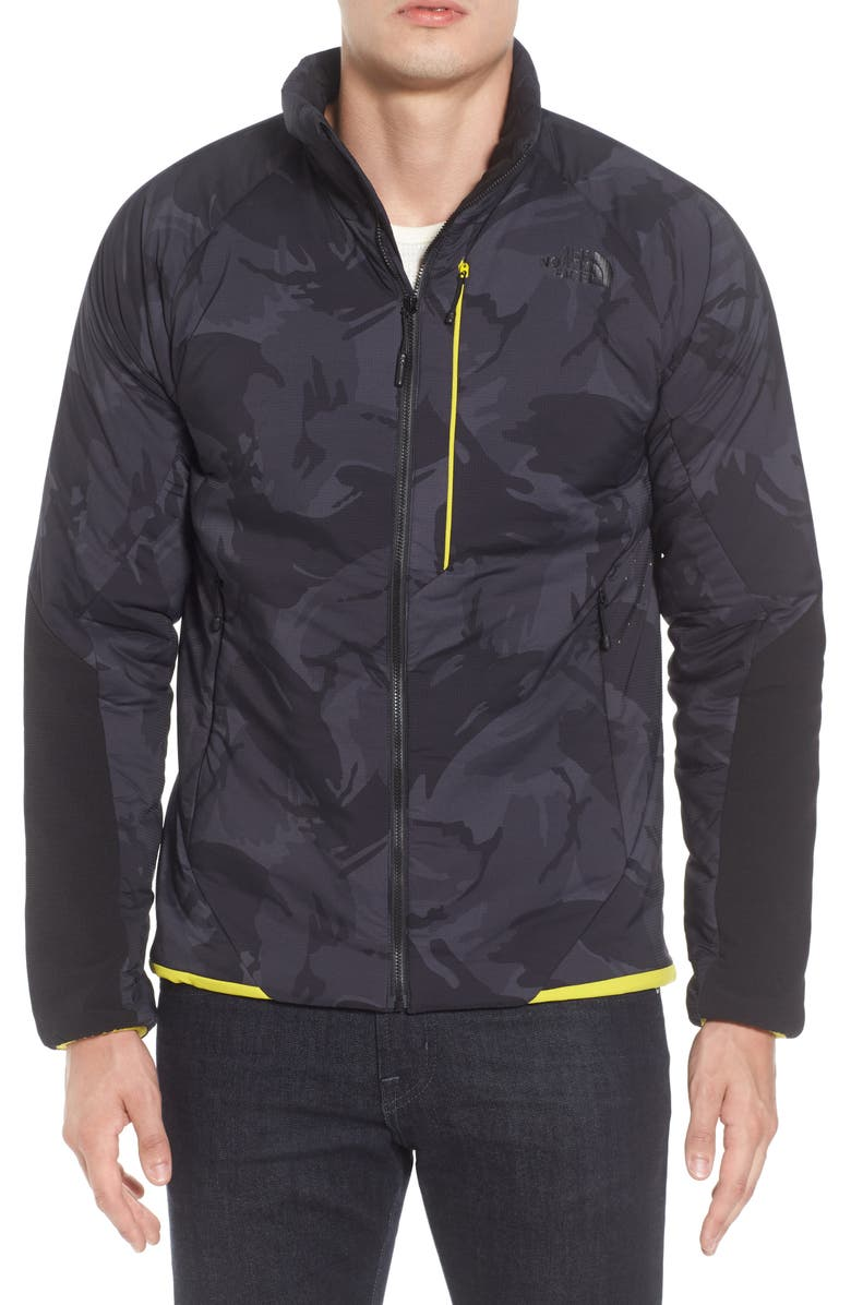 THE NORTH FACE Ventrix Water Resistant Ripstop Jacket, Main, color, 001