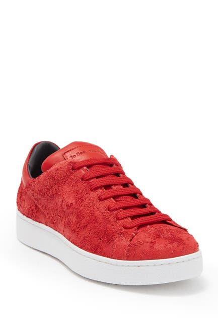 Image of To Boot New York Alexis Textured Sneaker
