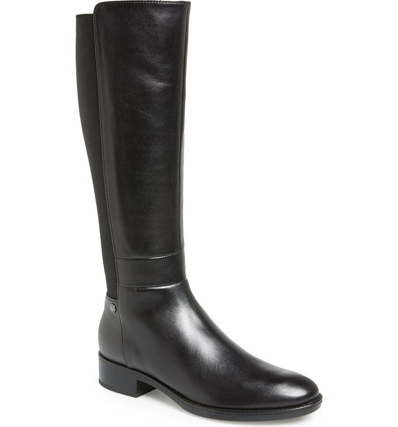 Geox 'Felicity 10' Tall Riding Boot (Women) | Nordstrom