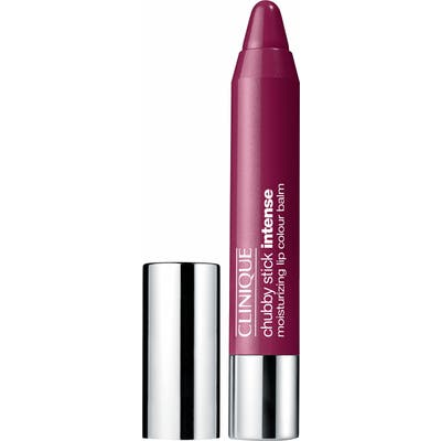 Clinique Chubby Stick Intense Moisturizing Lip Color Balm - 08 Grandest Grape