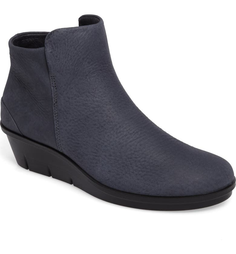 ECCO Skyler Wedge Boot, Main, color, OMBRE LEATHER