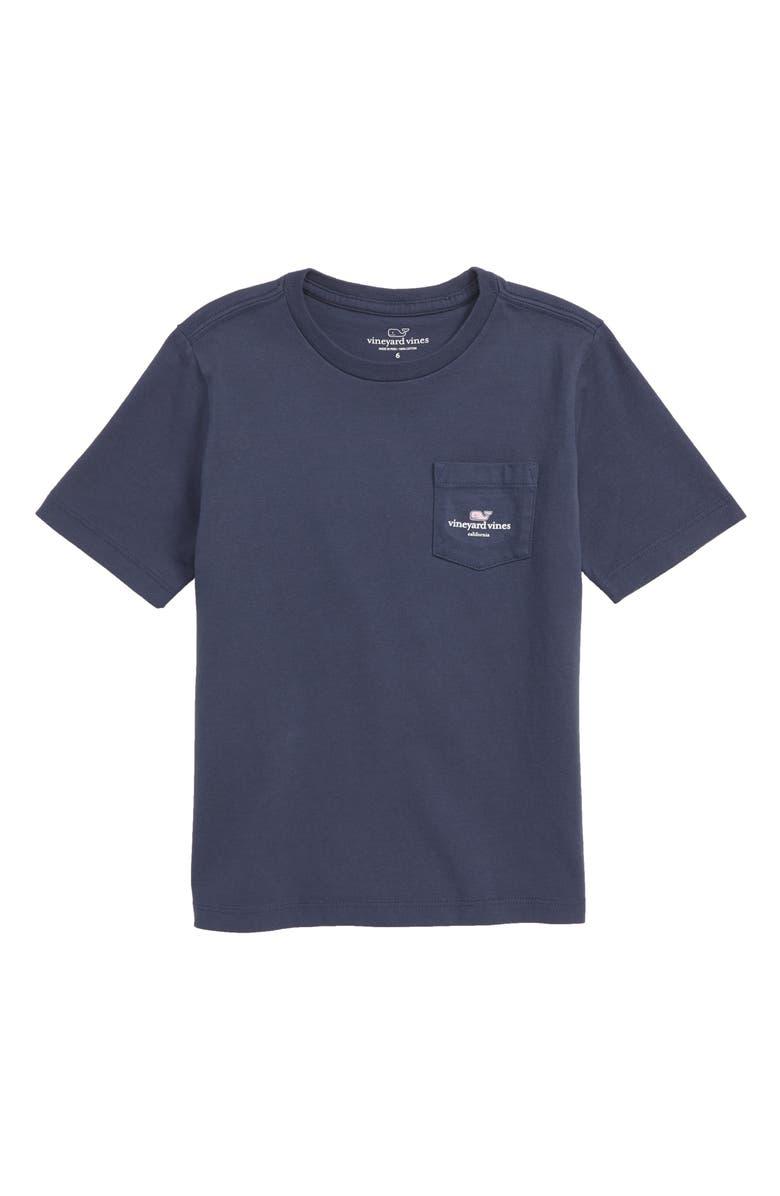 e2ed8475 vineyard vines California Whale Pocket T-Shirt (Toddler Boys ...