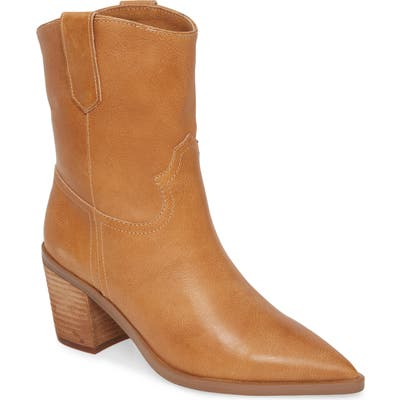 Tony Bianco Scout Bootie- Brown