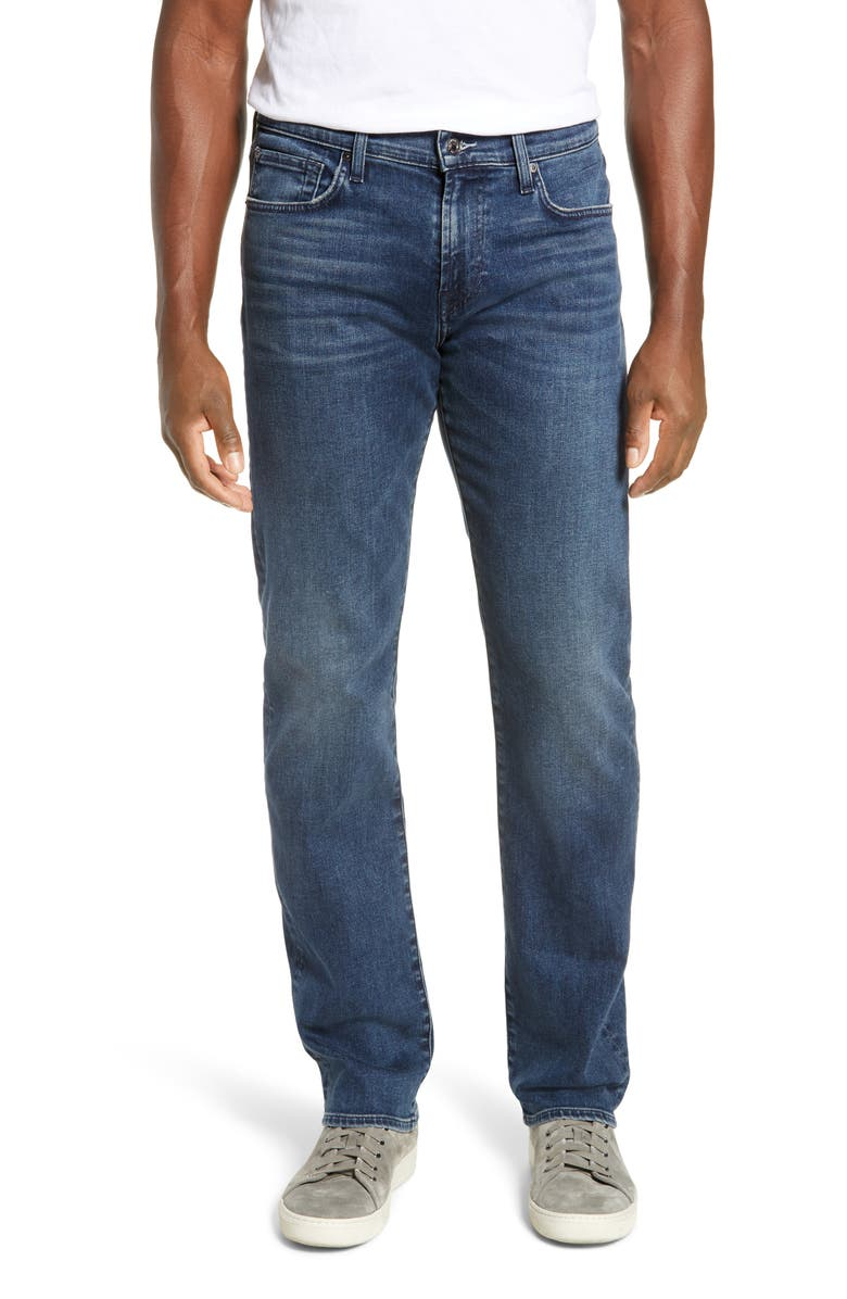 7 For All Mankind Slimmy Slim Fit Jeans Invincible