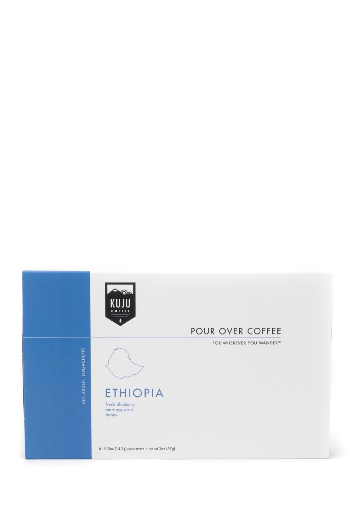 Image of KUJU COFFEE Ethiopia Coffee Gift Set