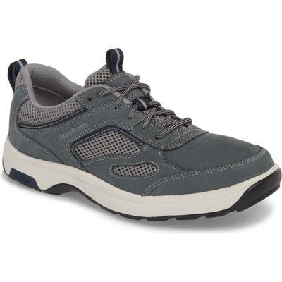 Dunham 8000 Uball Sneaker, Grey