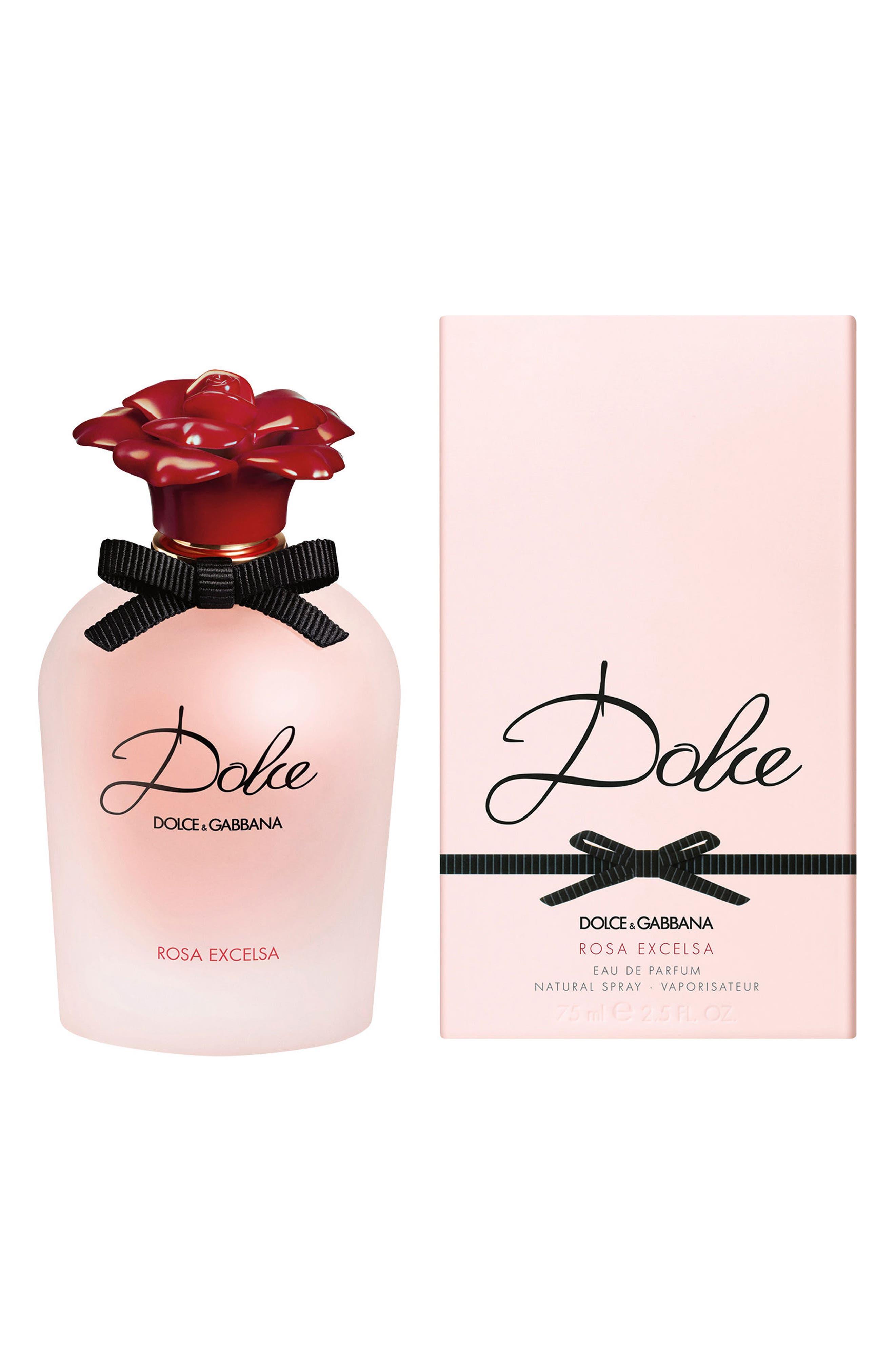 ,                             'Dolce Rosa Excelsa' Eau de Parfum,                             Alternate thumbnail 2, color,                             NO COLOR