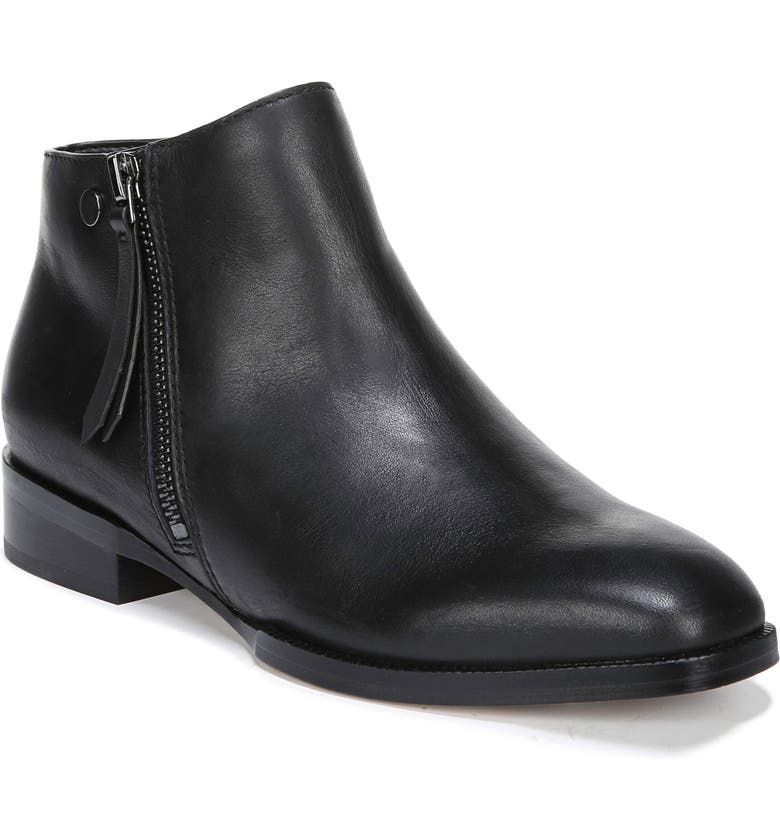 27 EDIT Carter Bootie, Main, color, BLACK LEATHER