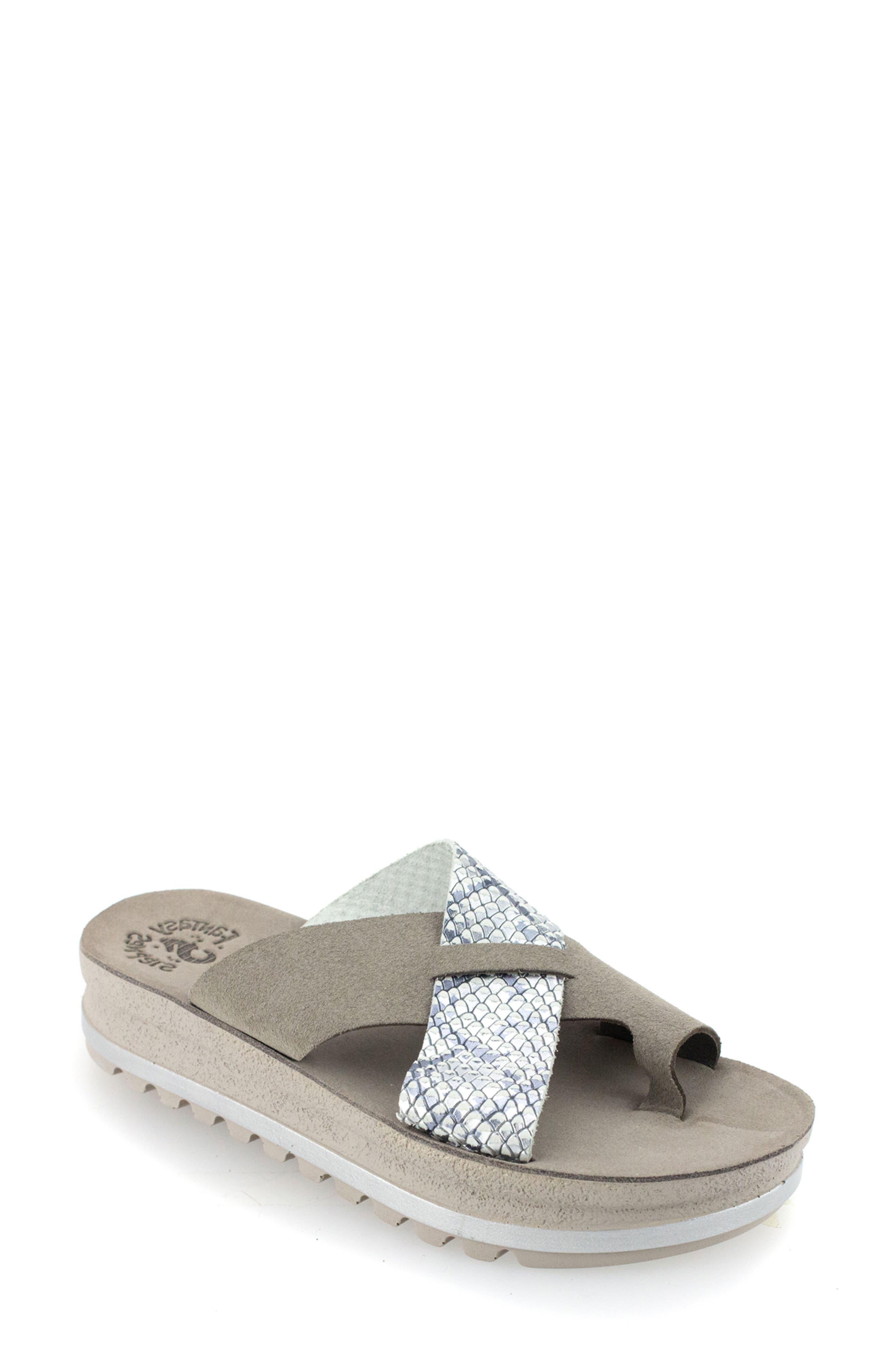 Sansa Platform Sandal