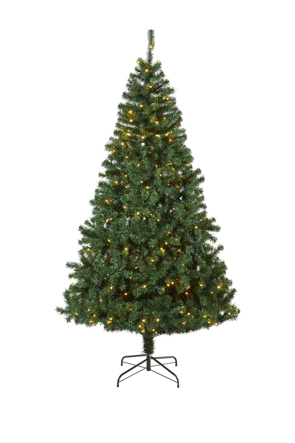 Image of NEARLY NATURAL 8ft. Northern Tip Artificial Christmas Tree