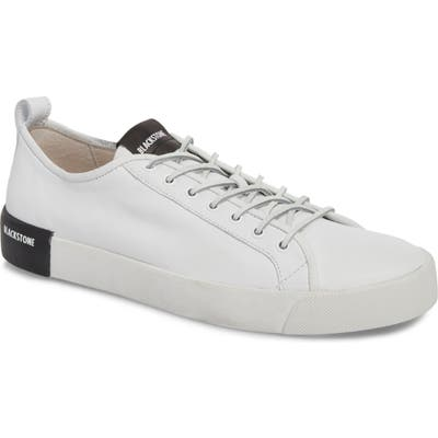 Blackstone Pm66 Low Top Sneaker - White