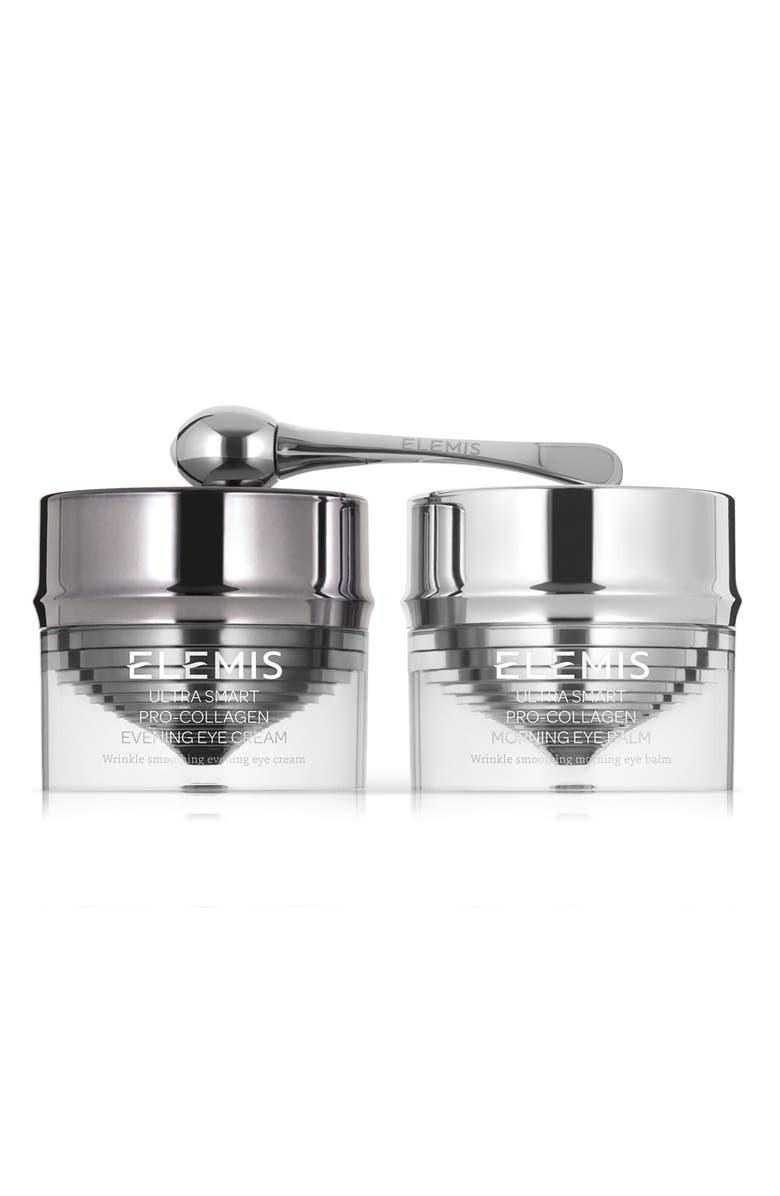 ELEMIS Ultra Smart Pro-Collagen Eye Treatment Duo, Main, color, NO COLOR