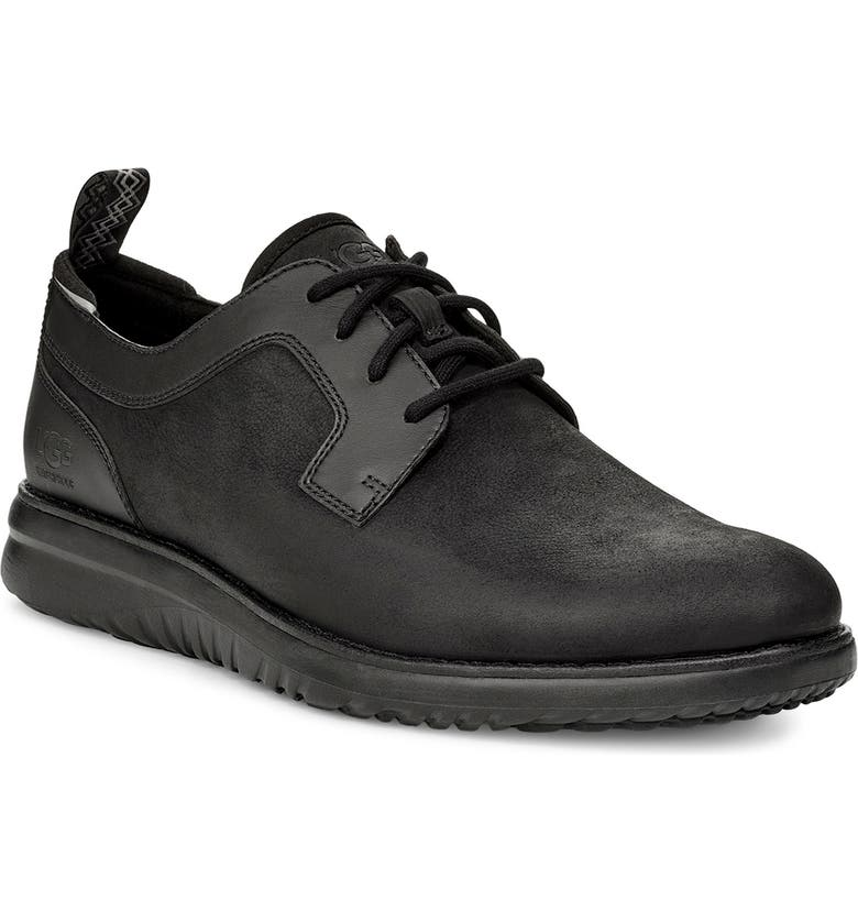 UGG<SUP>®</SUP> Union Waterproof Sneaker, Main, color, 001